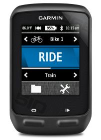 Велосипедный навигатор Garmin Edge 510
