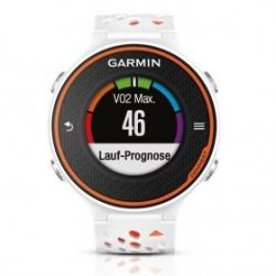 Спортивные часы с GPS Garmin Forerunner 620 White/Orange HRM
